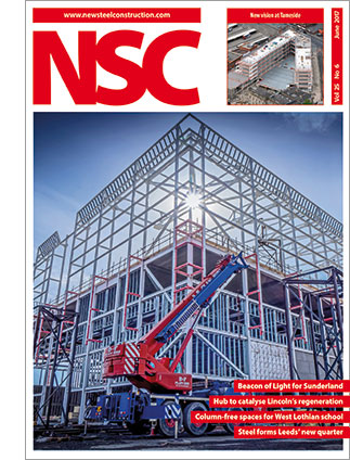 MJPatch in New Steel Construction magazie