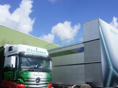 Mercedes-Benz Motorhome Subframe