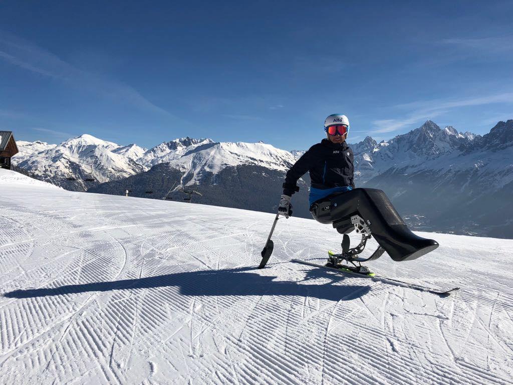 Scott Hillier – Alpine Ski Racer