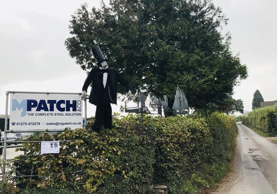 Harvey Hext – Scarecrow Trail