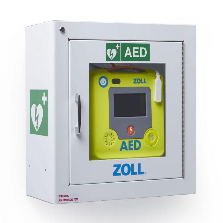 AED Defibrillator's