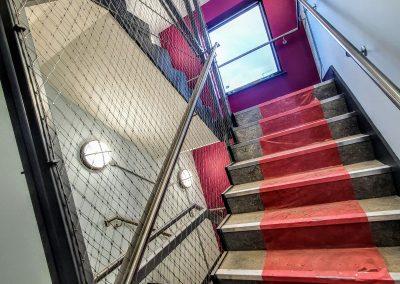 CW Duke, Merchants House refurbishment of office space