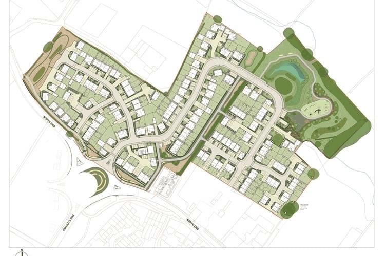 Eaton Park Development – Curo Project